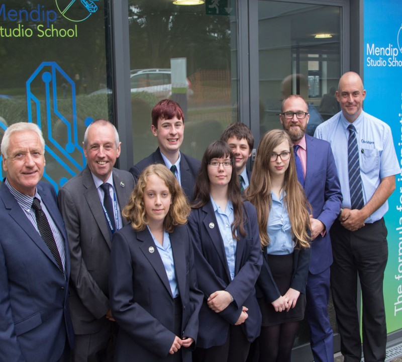 New Studio School Opens Doors at Writhlington