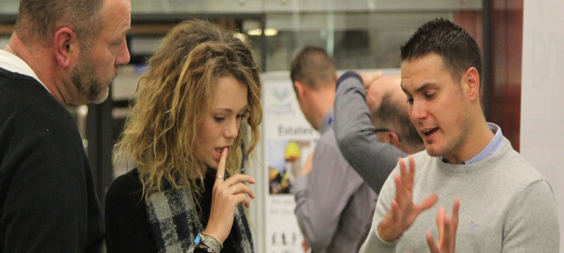 Record Turnout of Visitors For Sixth Form Apprenticeship Fair