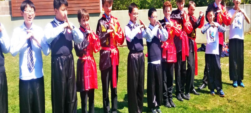 Students begin China Exchange Programme