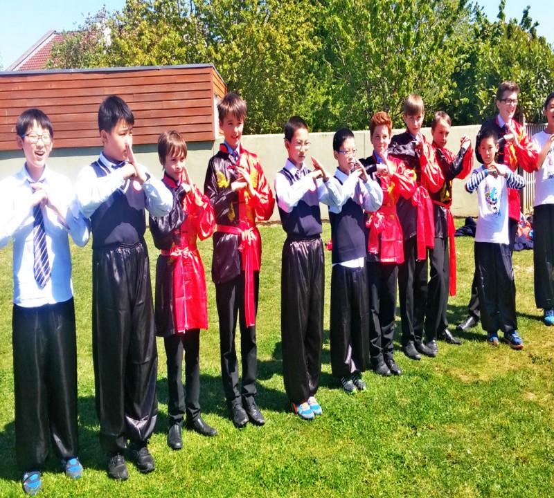 Students begin China Exchange Programme