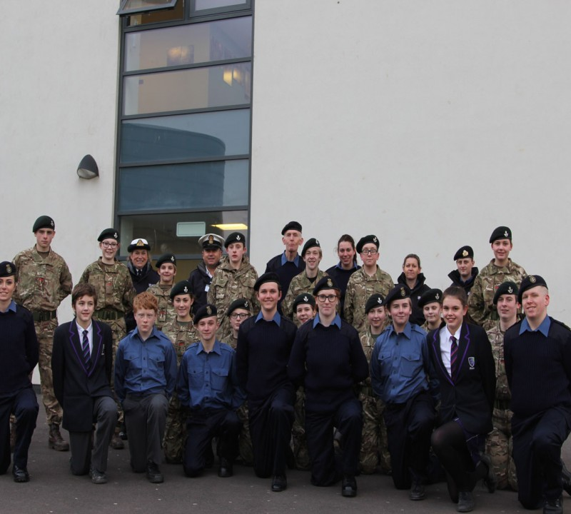 Writhlington and Frome College Join Forces