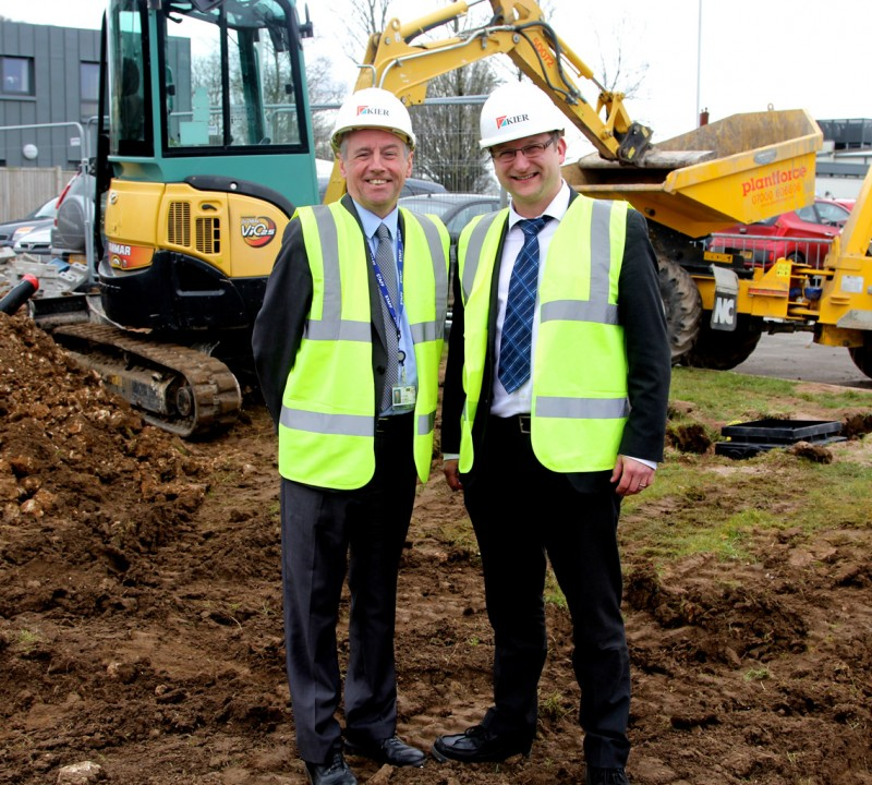 Construction starts on Mendip Studio School