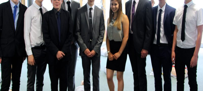 Students Impress Employers
