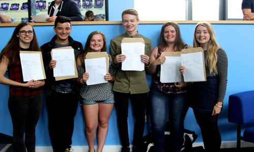 GCSE Celebrations