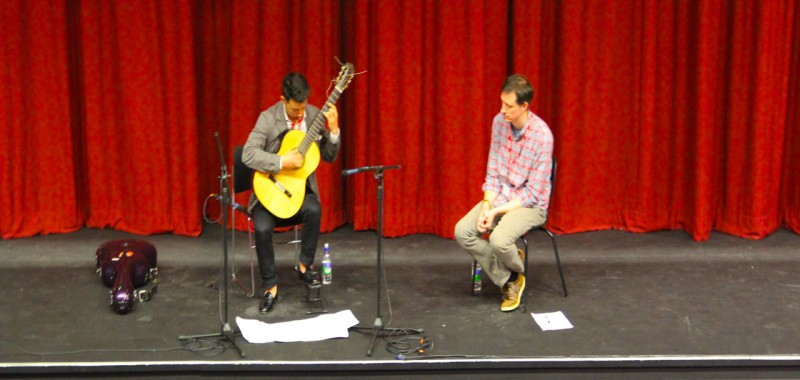 Writhlington Welcome Young Classical Artist Trust
