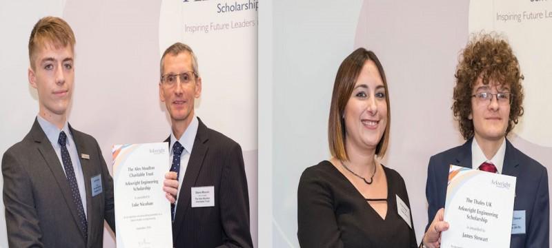 The UK's future leaders in Engineering honoured