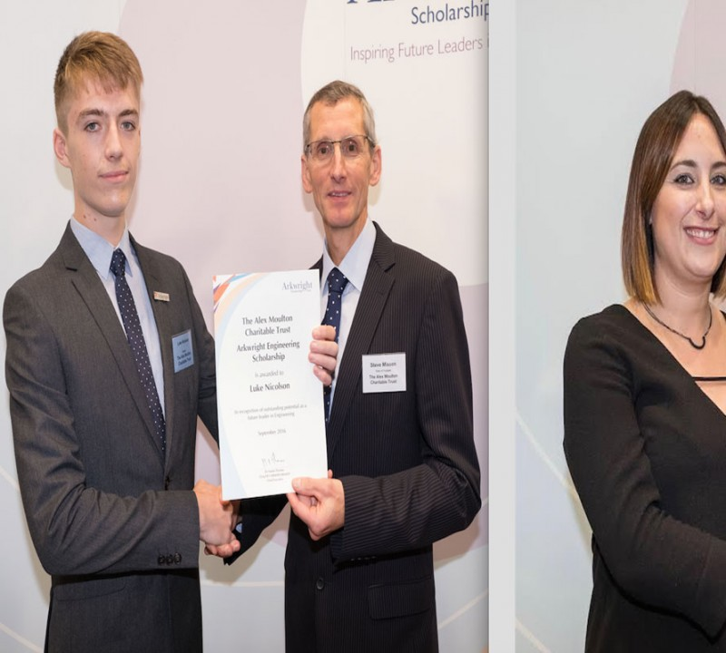 The UK's future leaders in Engineering honoured