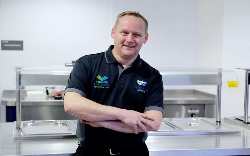 Writhlington Wins Top UK Catering Award