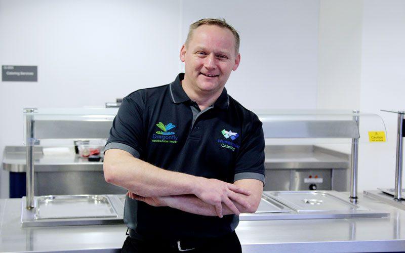 Writhlington Wins Top UK Catering Award