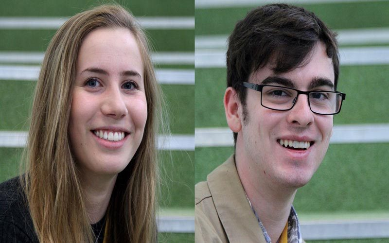 Meet our new Sixth Form Prefect Team