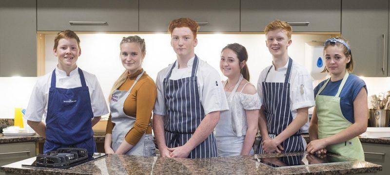 Budding Chef set to WOW judges!