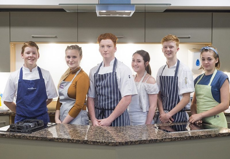 Budding Chef set to WOW judges!