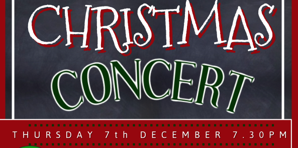 CHRISTMAS CONCERT - BOOK YOUR TICKETS HERE