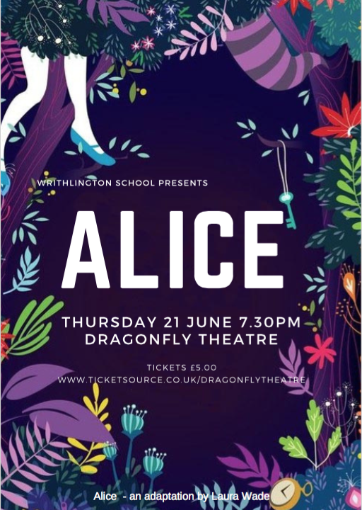 Alice - Get your tickets!