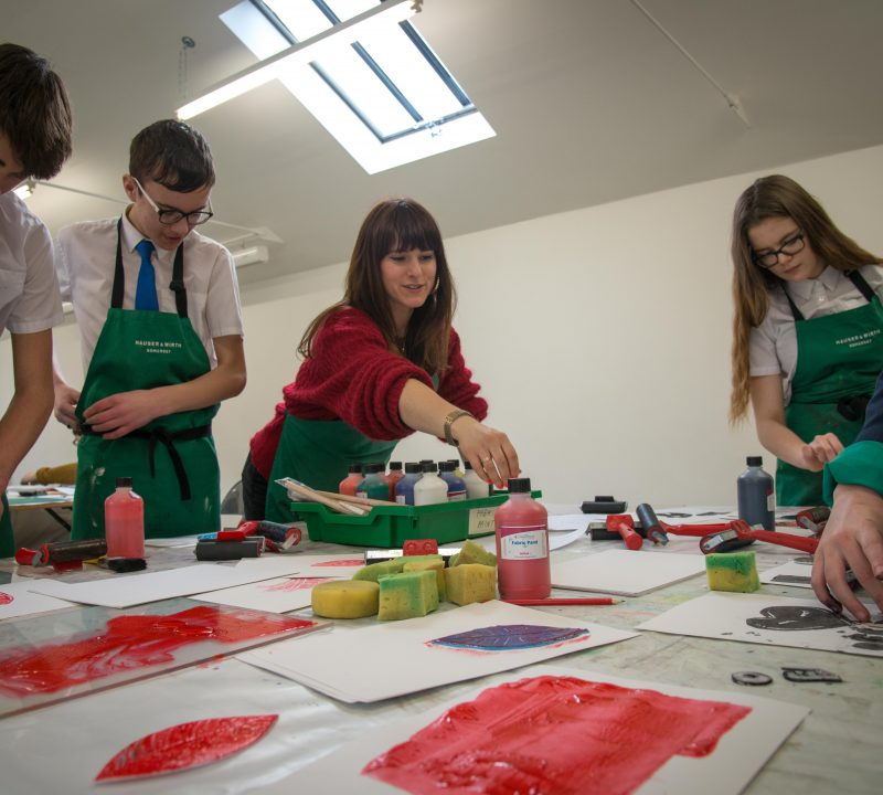 The Prince's Trust with Hauser & Wirth
