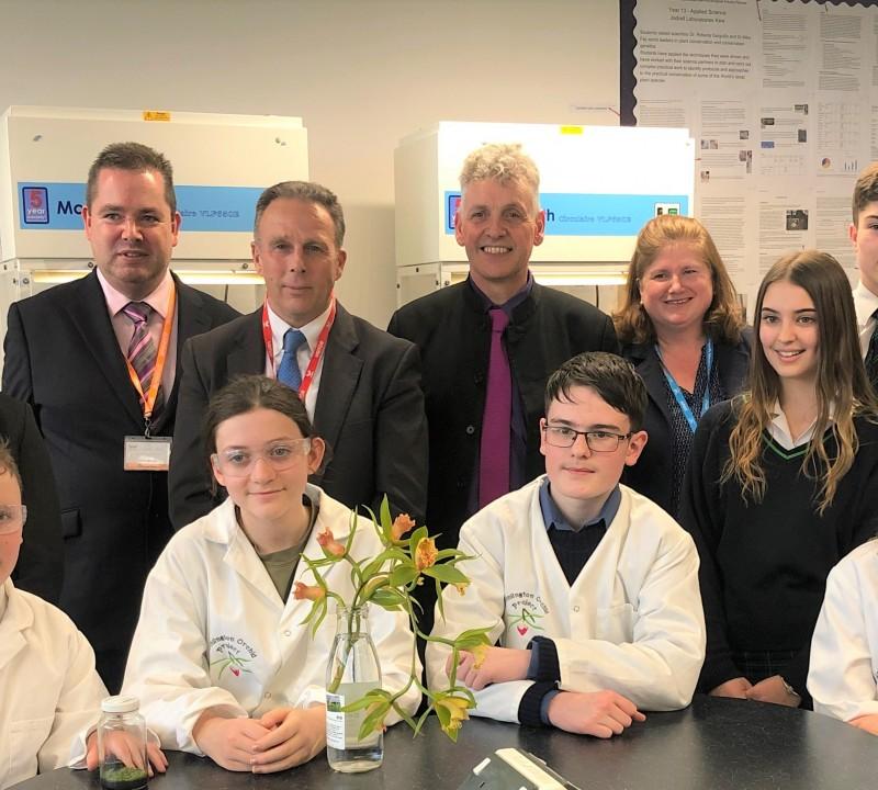 Careers Week sees West of England Mayor and Deputy Mayor visit career-defining schools