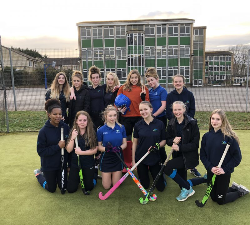 Hockey - Year 9 B&NES Tournament at St Gregs