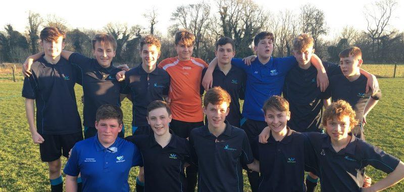 Boys-U15A Football vs Beechen Cliff (1-0 win)