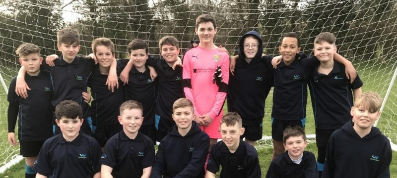 Football: Year 7 v Oldfield on 14 March 2019