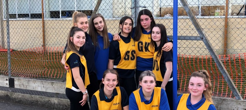 Netball - Year 10 Inter-School at Wellsway