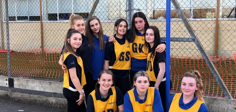 Netball - Year 10 Inter-School at Wellsway