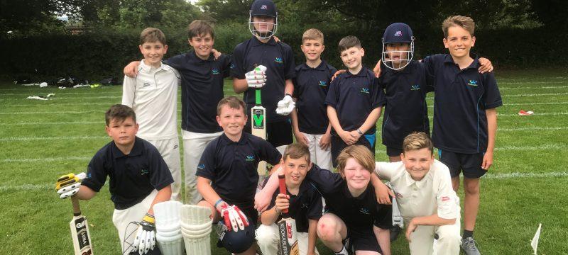 Year 7 Boys Cricket v Chew Valley