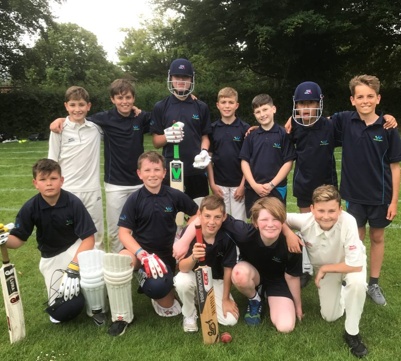 Year 7 Boys Cricket v Chew Valley