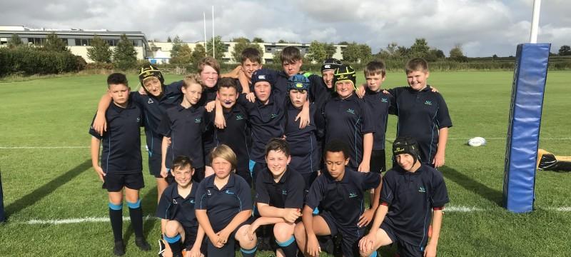 Boys-U13A Rugby Union Vs Somervale (Home)