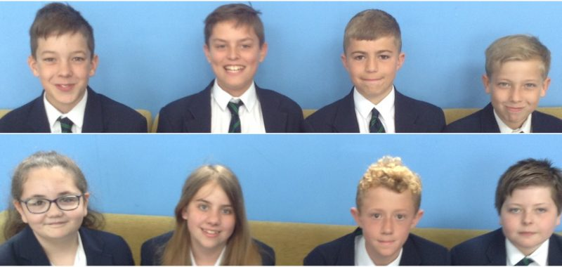 Year 7 and 8 MNSP Maths Team Challenge