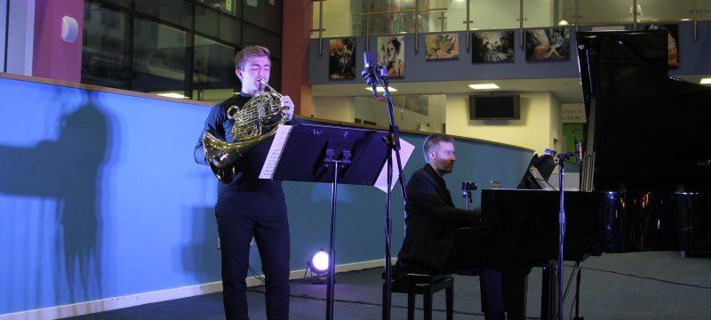 Ben GoldscheiderWows His Audience