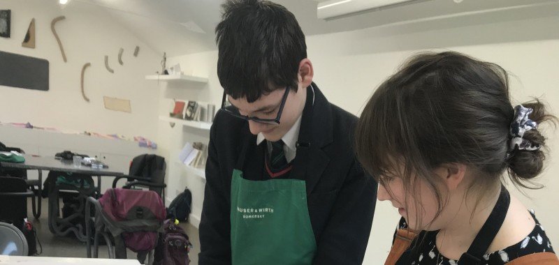 Writhlington Student Achieves With The Prince's Trust