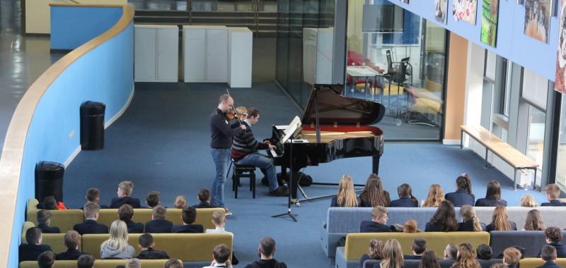 Music at Writhlington School