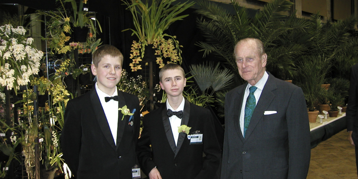 Writhlington Orchid Project Remembers Prince Philip