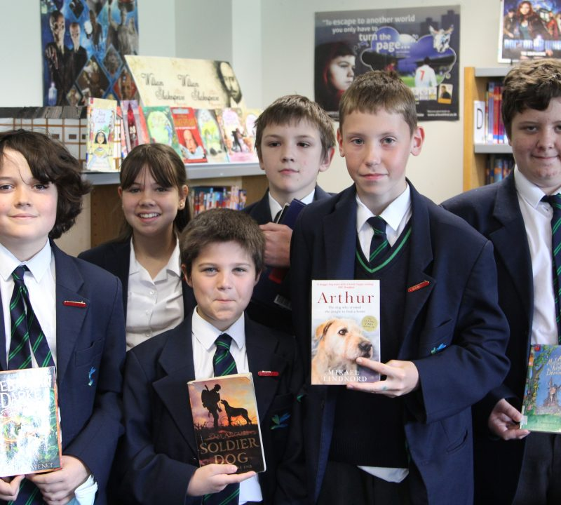 Junior Librarians Appointed