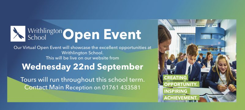 Virtual Open Event Now Live