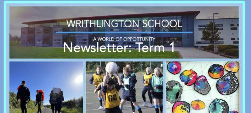 New Writhlington School Newsletter